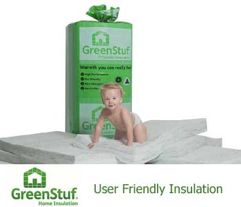 Greenstuff Insulation